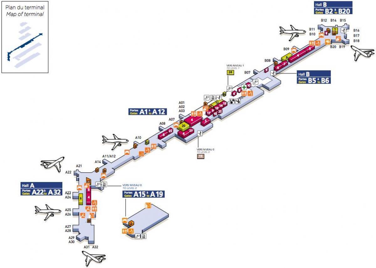 ector-le-voiturier-a-l-aeroport-d-Orly-et-qui-va-au-parking-a-votre-place-plan-du-niveau-0-du-terminal-sud-de-l-aeroport-de-paris-orly